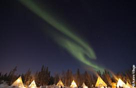 Aurora Village, Northwest Territories