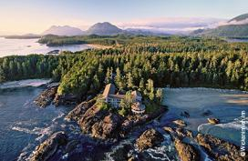 Wickaninnish Inn, British Columbia