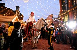Step into Christmas circa 1800 in Toronto