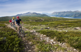 Cycling, Yukon