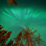 Aurora viewing, Northwest Territories